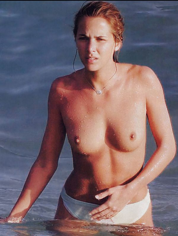 You are melissa theuriau hot are